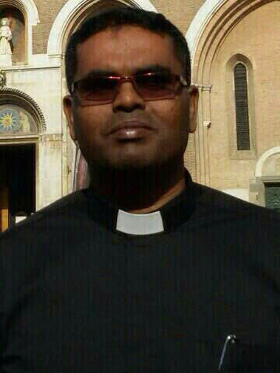 Rev. Fr. G. F. Canisius Raj