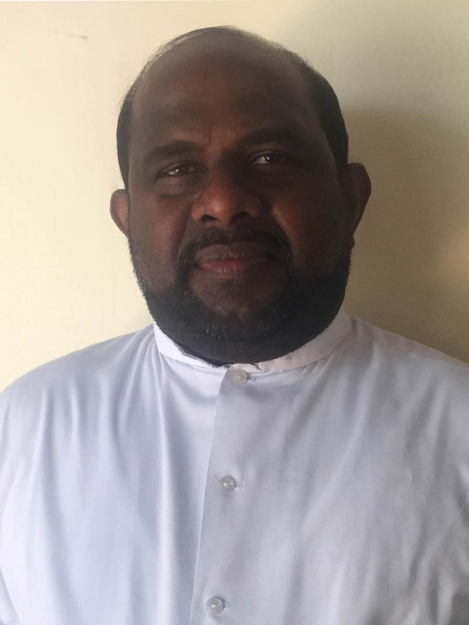 Rev. Fr. A. Joseph Jeyaseelan