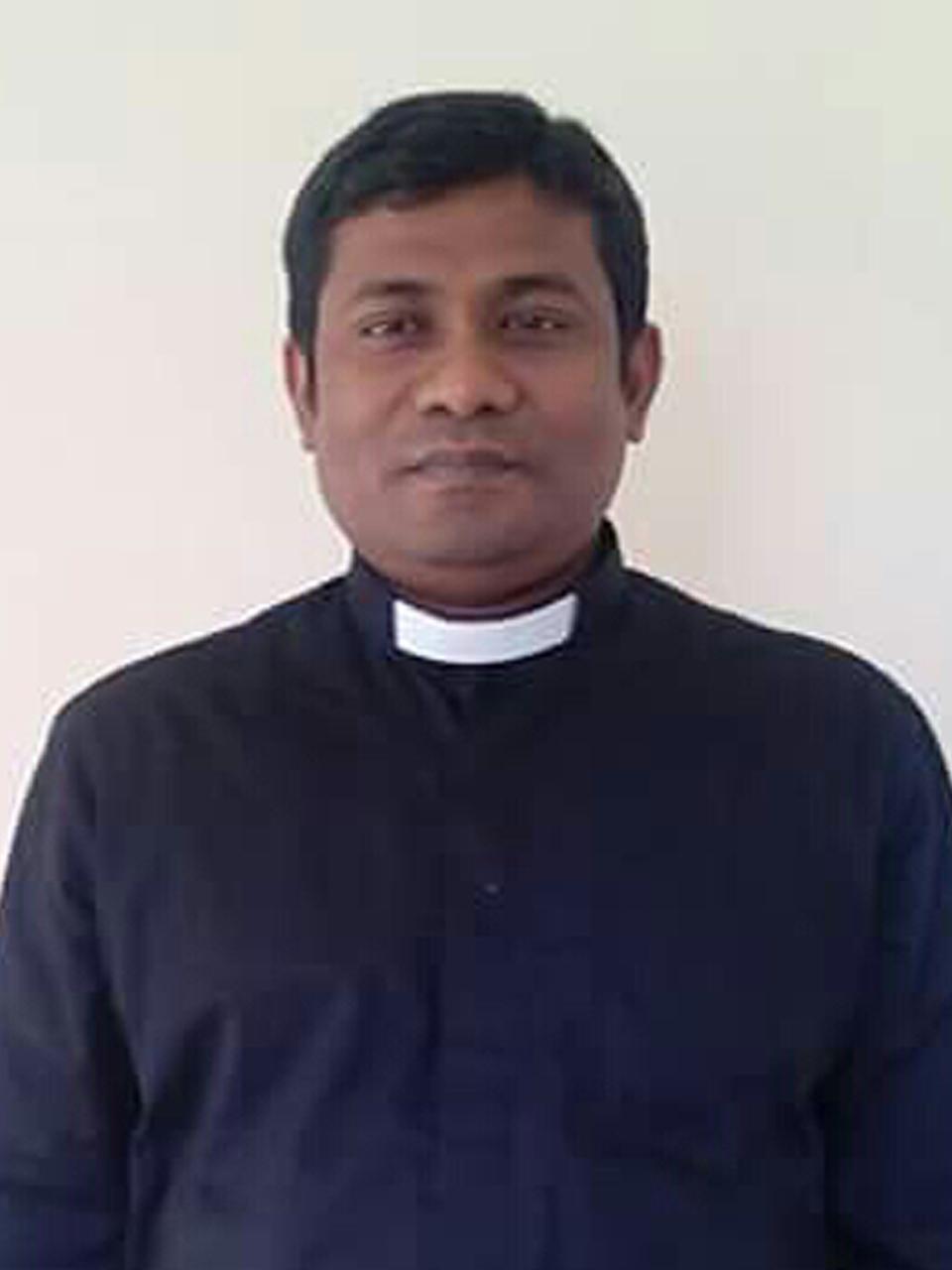 Rev.Fr. J. A. Arulthasan