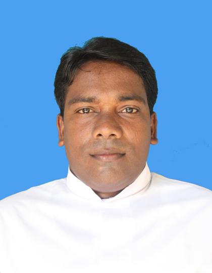 Revd. Fr. A. S. Jugin Selva Sasikaran