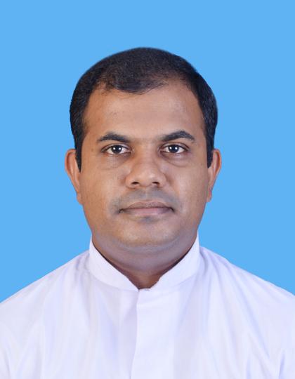 Revd. Fr. S. M. Sutharshan