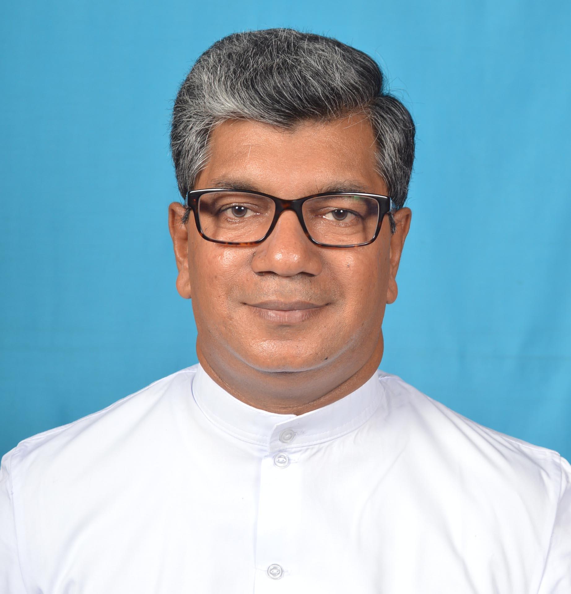 Rev. Fr. K. James Singarayar
